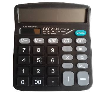 CMZEN ELECTRONIC CALCULATOR