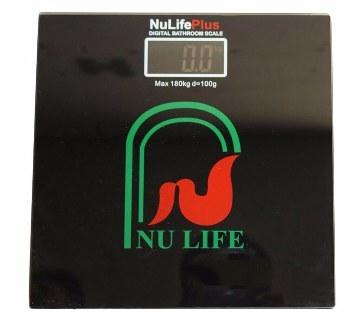NuLife Plus Digital Weight Scale
