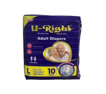 U-Right Adult Diaper