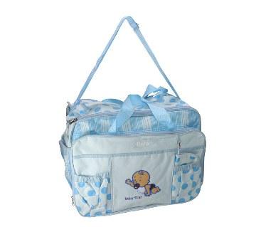 Baby Star বেবি মাদার ব্যাগ (4 পিসের সেট)