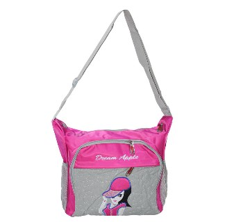 Dream Apple Girls School Side Bag