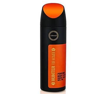 Armaf Hunter For Women Deodorant Body Spray For Women 200ml - UAE