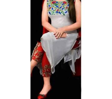 Indian Unstiched Georgette Salwar Kameez