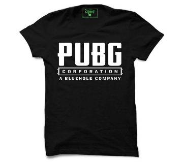 Gents Half Sleeve Tshirt PUBG