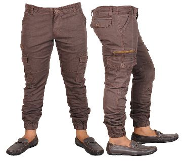 Stretchable Cargo Twill Pant for Men