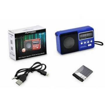 WS-239 Digital FM Radio Receiver