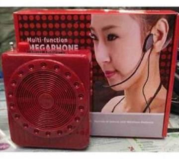 Microphone FM Radio portable