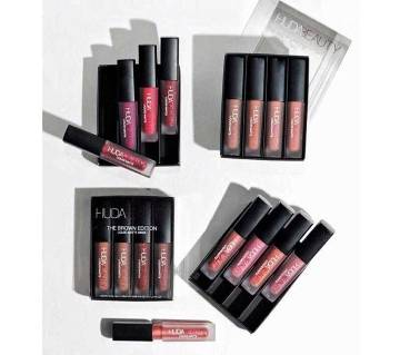 Huda Beauty THE PINK EDITION Lipstick-1.9ml-Itlay