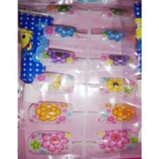Artificial nails for girl - 12 pieces CHINA