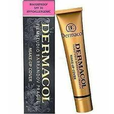 Dermacol Foundation - UK