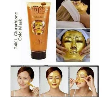 GLUTATHIONE 24K GOLD FACE MASK - 220 ML - KOREA