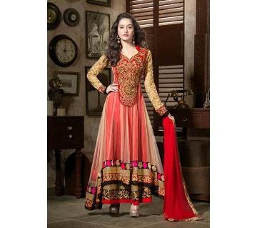 Indian Semi-Stitched Long Party-Suit copy