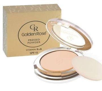 GOLDEN ROSE compact powder-10ml-China-code 2VBN