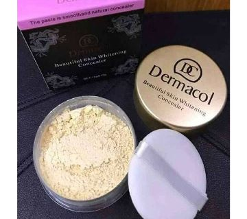 DERMACOL skin loose powder 15G -England  code 2SDFCGVBHV