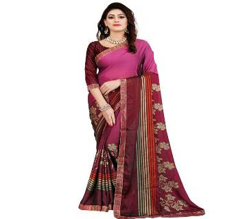 Indian Soft Weightless Georgette Saree