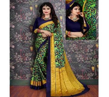 Indian Soft Silk Saree