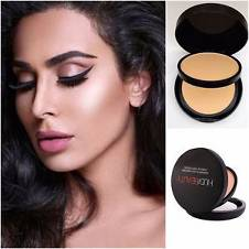 HUDA BEAUTY 2 COLORS MAKE UP Face Powder - CHINA