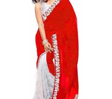 Indian Soft Weightless Georgette Saree