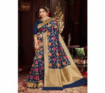 Indian Silk Katan Saree