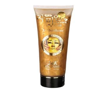 GLUTATHIONE 24K GOLD face Mask - Korea