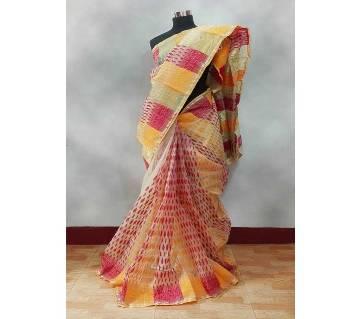 Pure Musline Silk Saree
