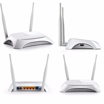 TP-Link TL-MR3 3G/4G Wireless N Router