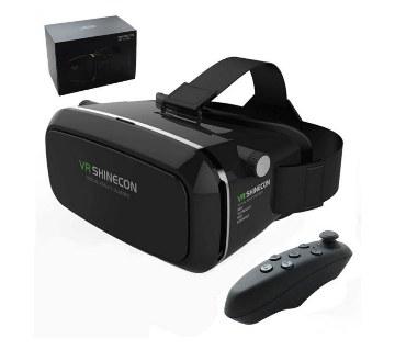 VR BOX 3D গ্লাস উইথ রিমোট