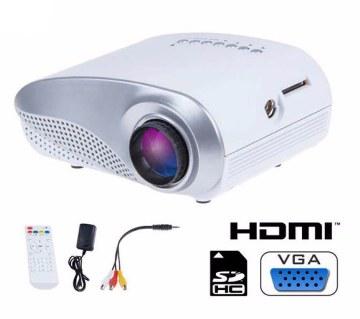 ফুল HD 1080p মিনি LED প্রোজেক্টর