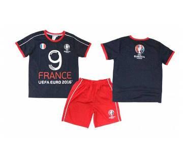 UEFA EURO CUP 2016 Jersey set