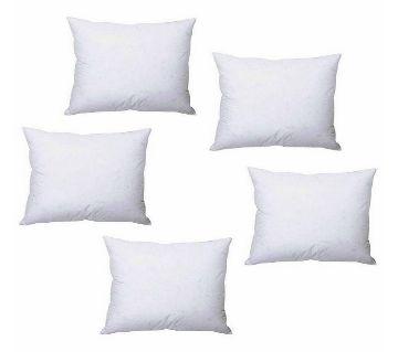 5 Pcs Poly Filler Cushion Set  16x16 inch