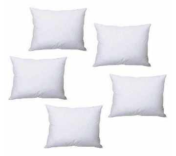 5 Pcs Poly Filler Cushion Set 20x20 inch