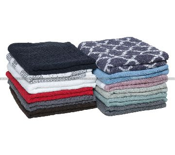 4 Piece Assorted Color Kitchen Towel 27x16 inch