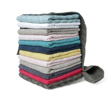 20 Piece Face Towel Assorted Color