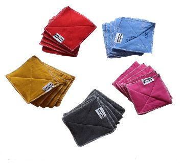 25 Piece Cotton Made Pot Holder or Lusni