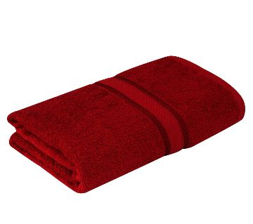 1pc Premium Quality 100% Pure Cotton Large Size (27x54inchs) Bath Towel