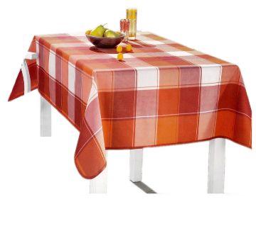 Decorative Table Cloth Rectangular Shape Table Mat