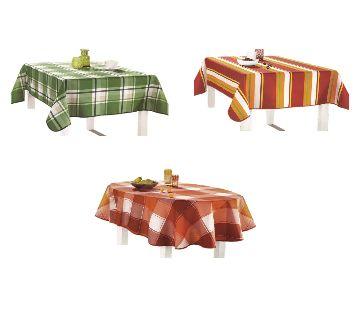 3 Pcs Decorative Table Cloth or Table Mat