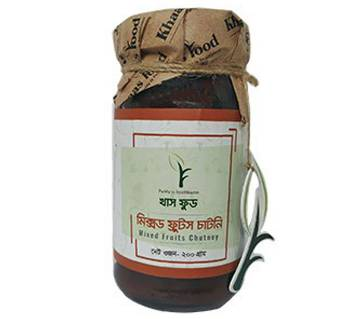 Mixed Fruit Chutney - 200 gm