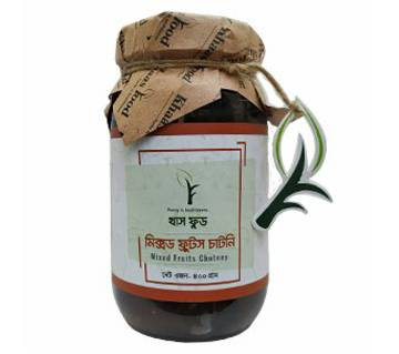 Mixed Fruit Chutney - 425 gm