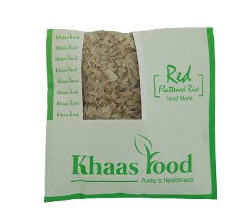 Handmade Red flattened Rice -  200 gm
