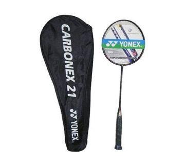 Carbonex 21 Badminton Racket  Black