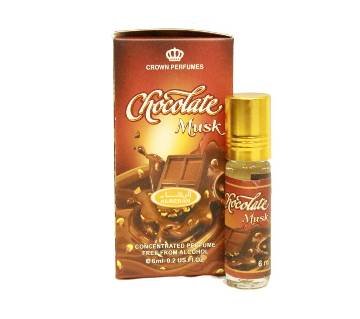 CHOCOLATE MASK ROLL ON PERFUME (6 ml) - India