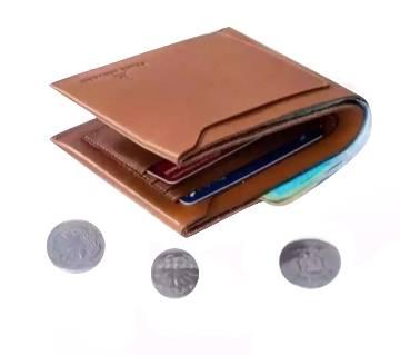 Brown ওয়ালেট ফর মেন(Money Bag)