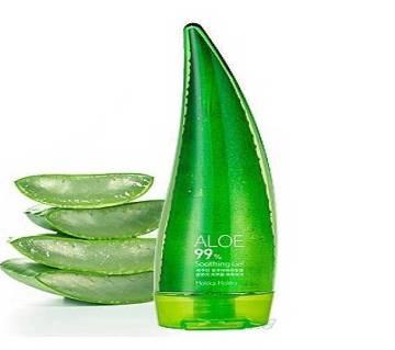 Holika ALOE Moisturizing Face and Body Gel with Aloe - Korea
