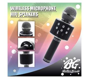 Microcell WS-858 Bluetooth Microphone