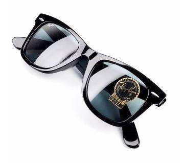 RayBan Mens Black Shade Sunglass - (Copy)
