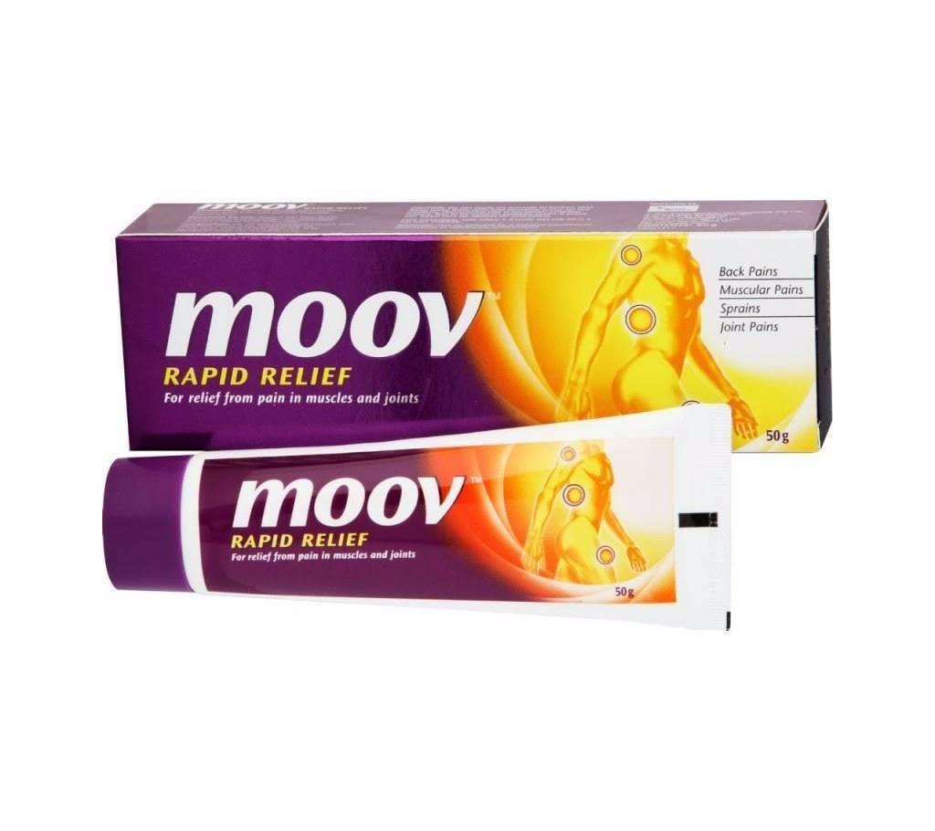 Moov পেইন রিলিফ ক্রিম 50g India বাংলাদেশ - 920762