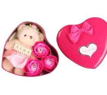 VALENTINE LOVE BOX-Red