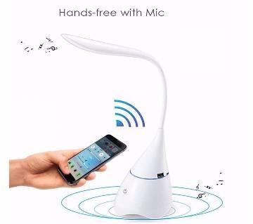 Desk Lamp with Bluetooth Speaker