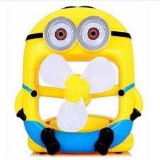 Minion USB RECHARGBLE TABEL FAN